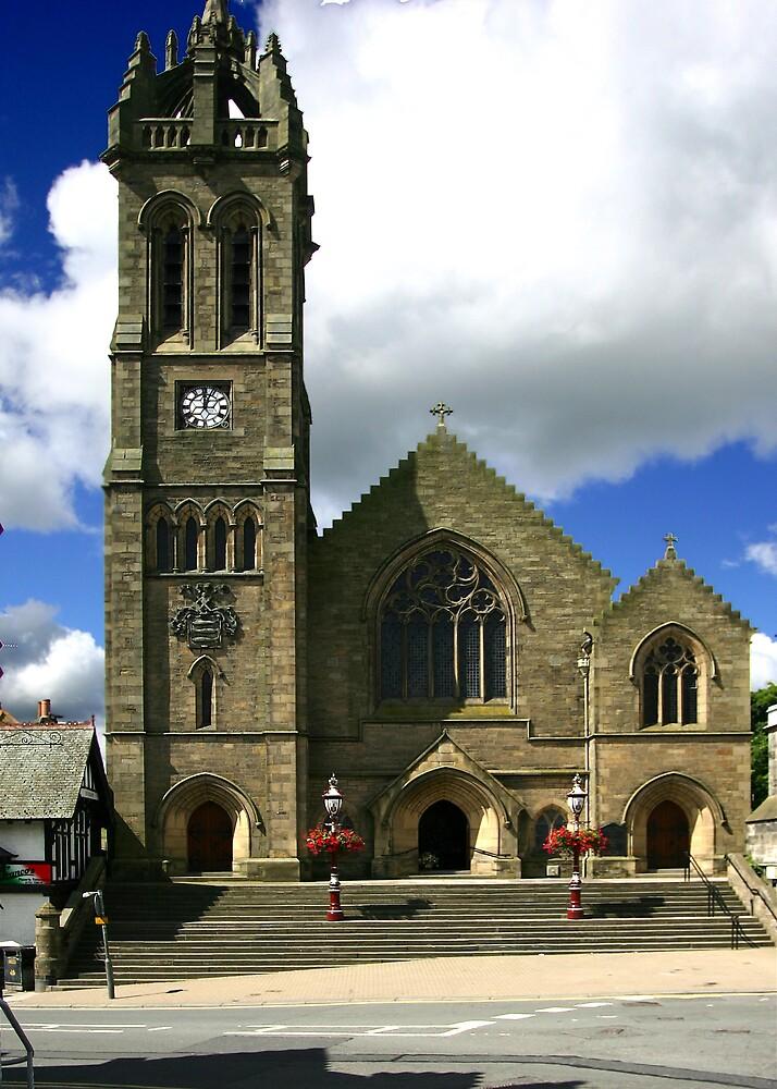 Parish Church, Peebles by dsargent