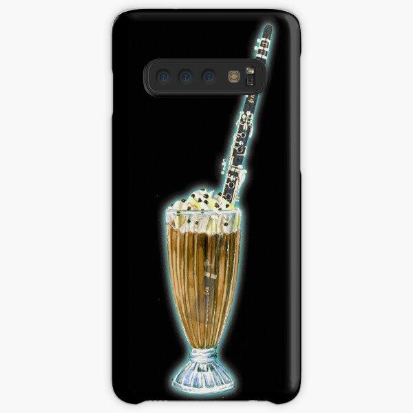 Clarinet Chocolate Oreo Musical Milkshake Samsung Galaxy Snap Case