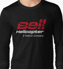 Bell Helicopter Long Sleeve T-Shirt