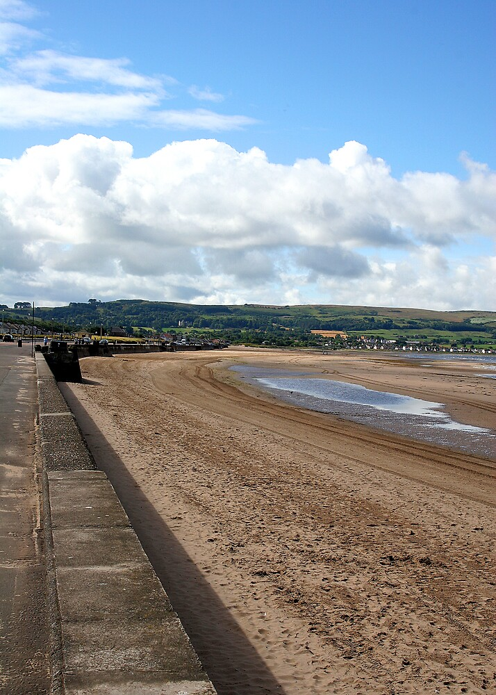 The Promenade and Beach, Ayr by dsargent