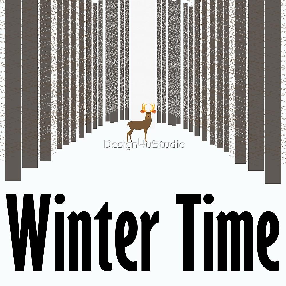 Winter Time by Design4uStudio