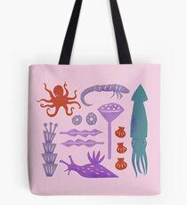 Meeresbewohner Tote Bag