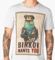 Binkov wants YOU! Men's Premium T-Shirt