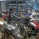 Motorcycle Collection by JaninesWorld