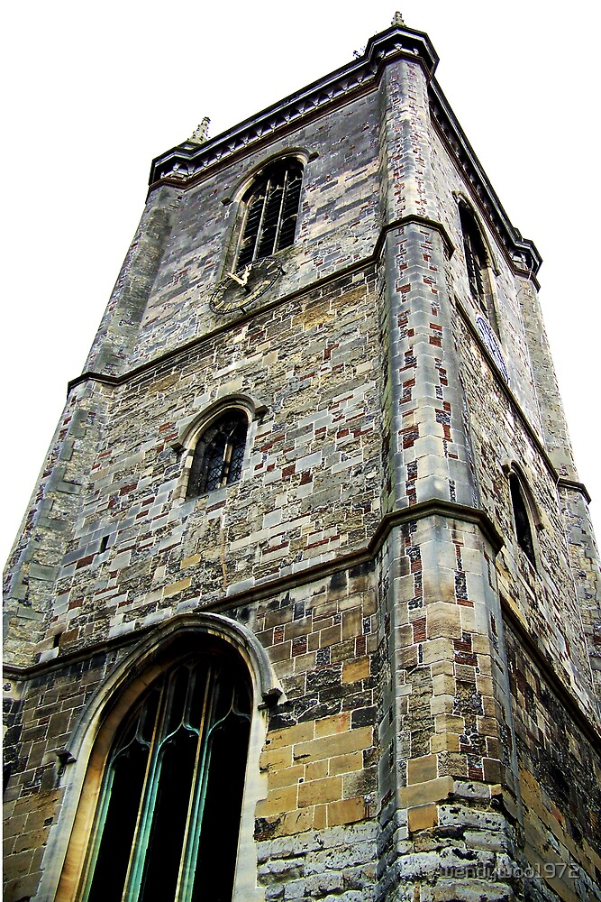 church tower by wendywoo1972