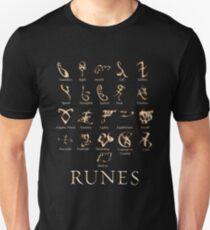 the runes Unisex T-Shirt