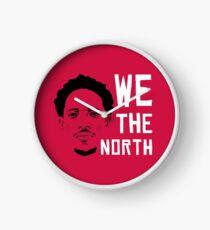 We the North Clock