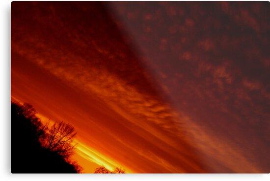 Night sky by lee ingleton