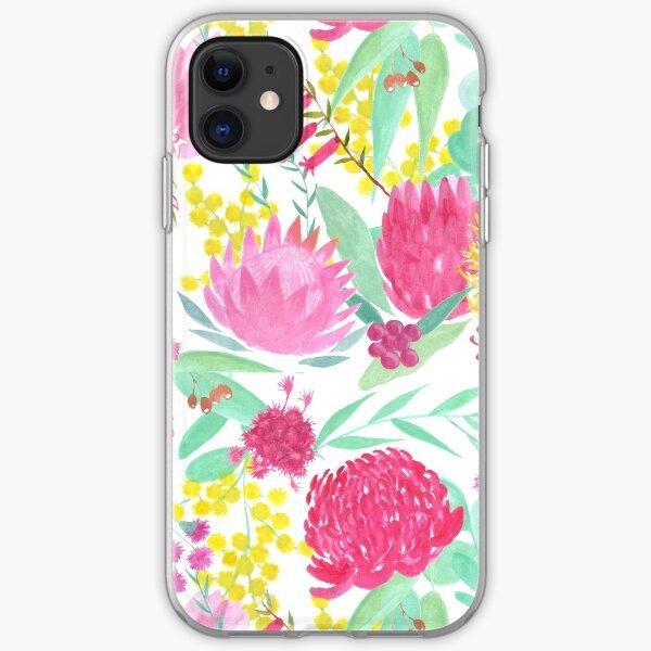 Australian Botanical iPhone Soft Case