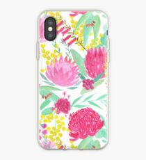 Australian Botanical iPhone Case