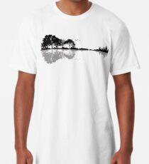 Nature Guitar Long T-Shirt