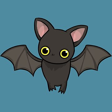 Halloween Spooky Bat by WildSally