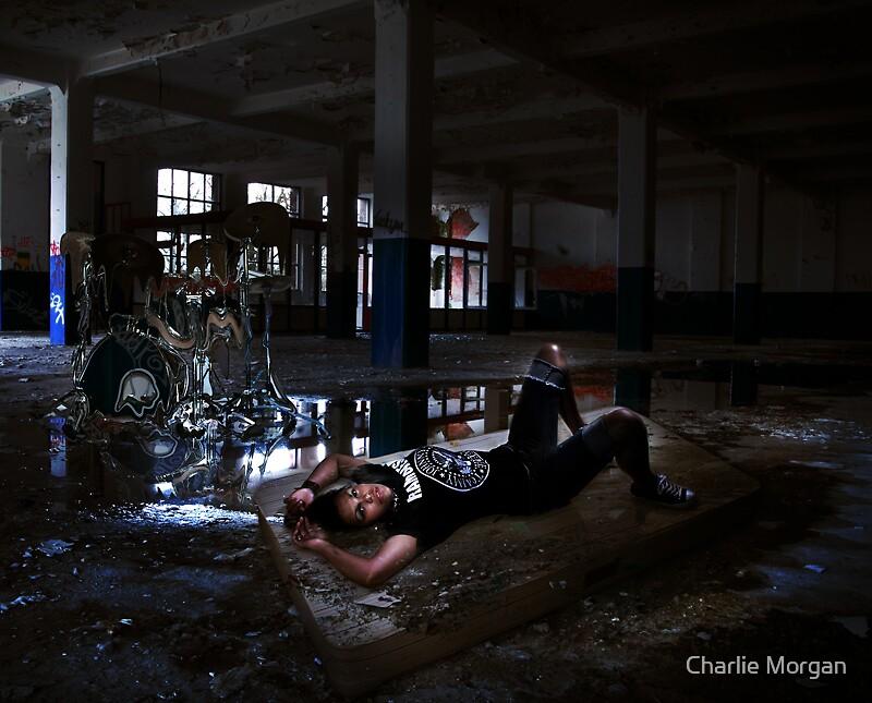 Drum practice by Charlie Morgan