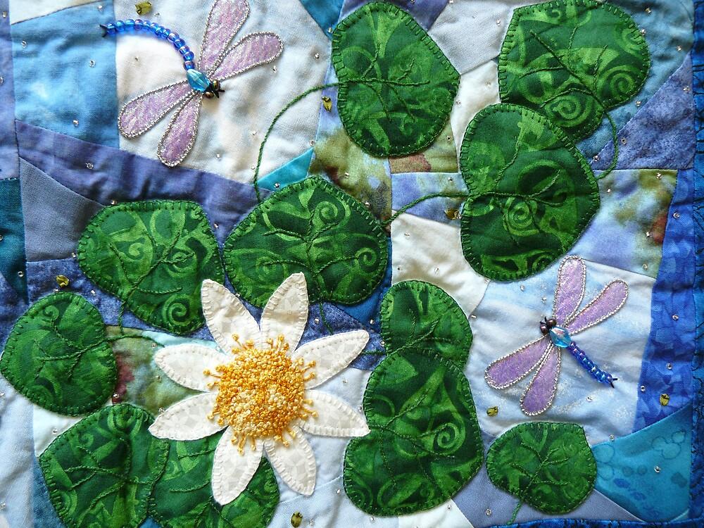 Waterlily I by Christine Jones