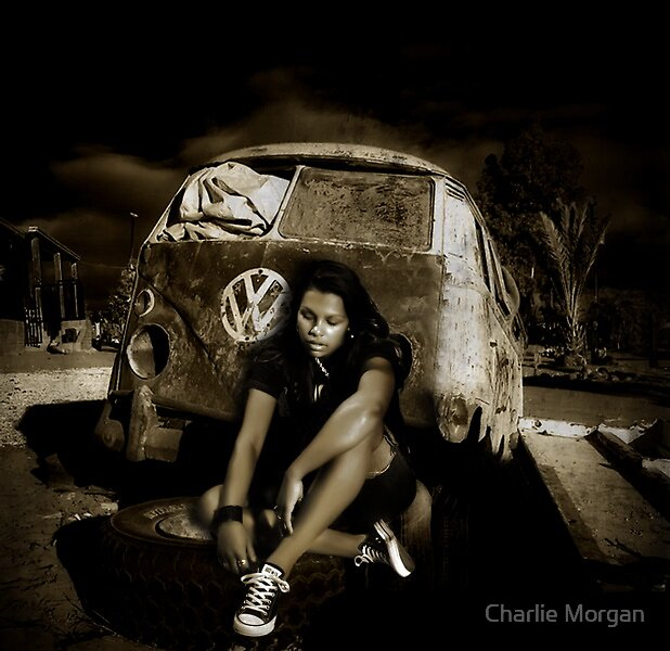 This I need a mechanic by Charlie Morgan