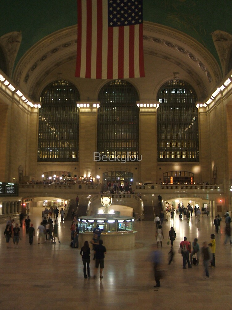 Grand Central Station by Beckylou