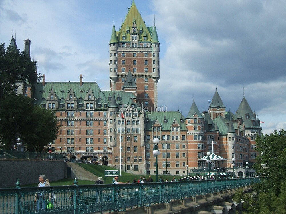 Beautiful Quebec by Beckylou