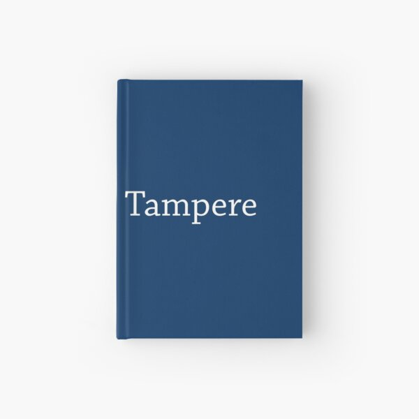 Tampere Hardcover Journal