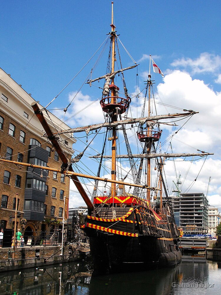 Golden Hind by Graham Taylor