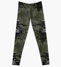 Apache AH-64 Helicopter Leggings