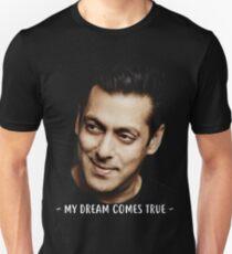 Salman Khan Face Unisex T-Shirt