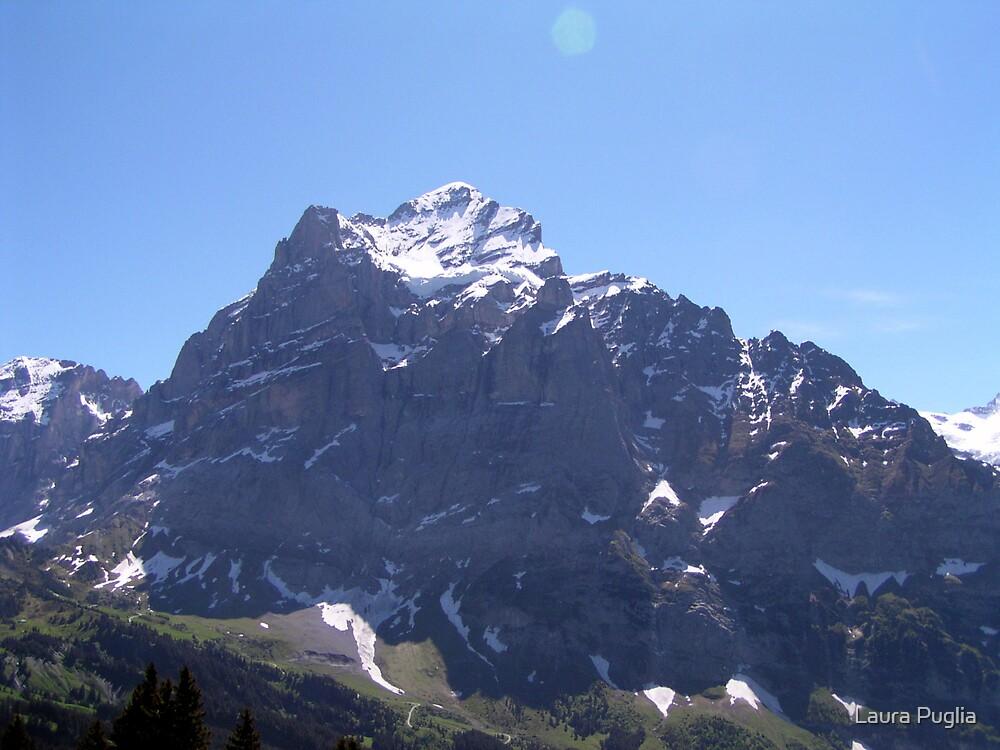 Majestic Mountain by Laura Puglia