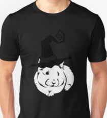 Hamster halloween gift shirt with hat T-Shirt