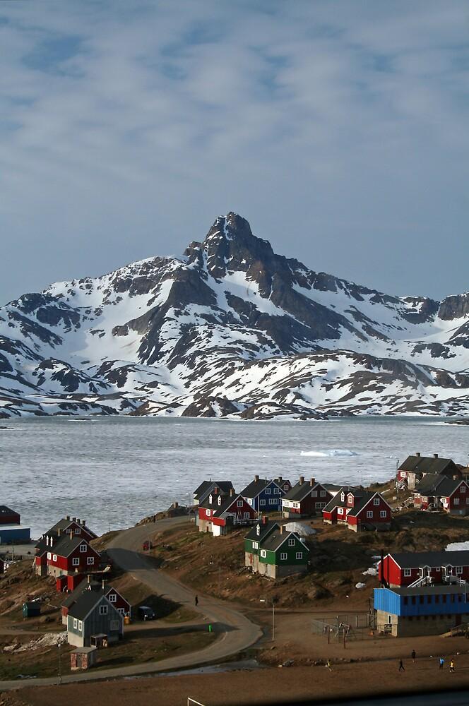 Tasiilaq, Greenland by Karen Millard