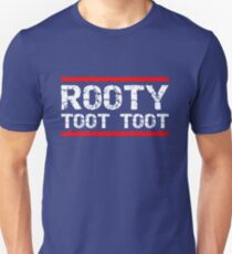 Impractical Jokers   Rooty Toot  Toot Distressed Unisex T-Shirt