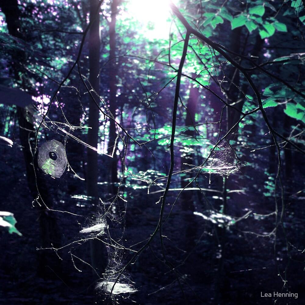 Arachnotopia by Lea Henning