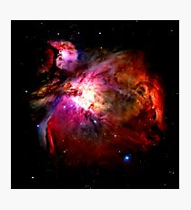 Orion Nebula No.1 Photographic Print