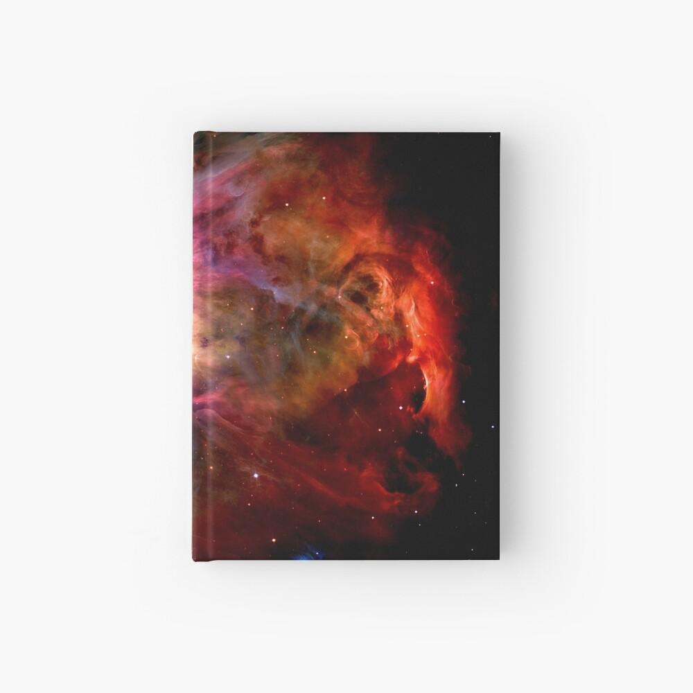 Nebulosa de Orión No.1 Cuaderno de tapa dura