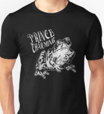 Charming Frog Prince Tee Gifts Funny Costume T Shirt Love  T-Shirt