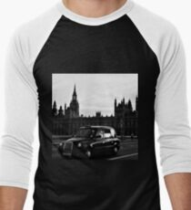 London Icons  Men's Baseball ¾ T-Shirt