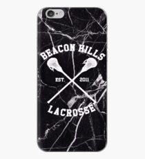 Beacon Hills Lacrosse - Teen Wolf iPhone Case