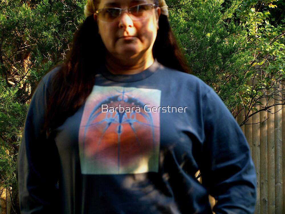 My new shirt designed by Vanessa Anderberg!!!! by Barbara Gerstner