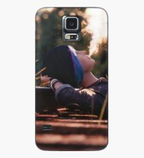 'Just Daydreaming' : Chloe from Life is Strange rendered by Bertsz Case/Skin for Samsung Galaxy