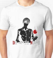 Light Yagami Death Note Reverse Unisex T-Shirt