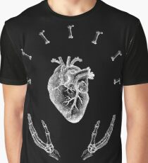Resurrection Magic : The Rise of Dead Heart Graphic T-Shirt
