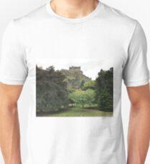 Edinburgh Castle, Scotland Unisex T-Shirt