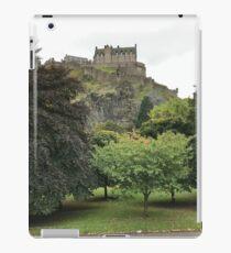 Edinburgh Castle, Scotland iPad Case/Skin