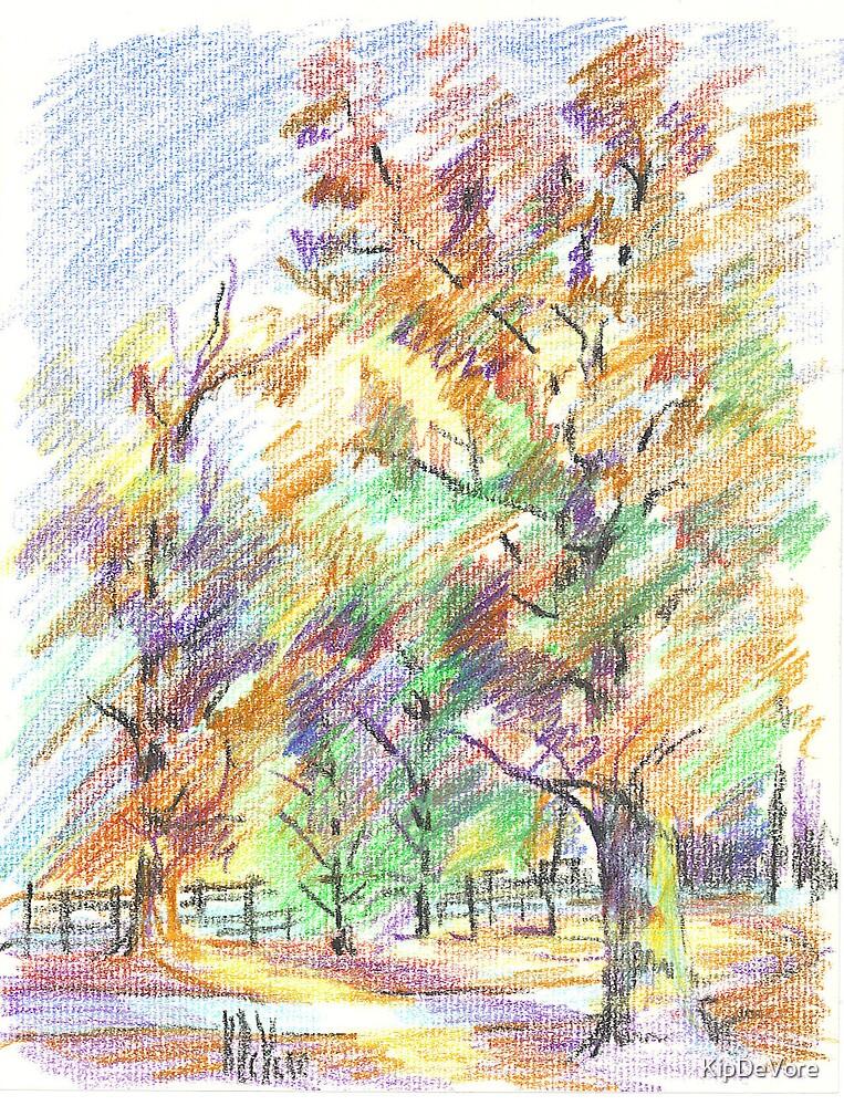 Pleasant Autumn by KipDeVore