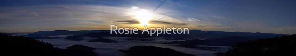 Mt Buffalo sunrise by Rosie Appleton