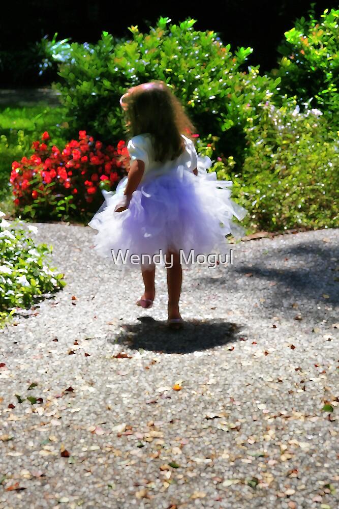 Little Ballerina by Wendy Mogul