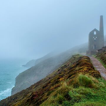 Wheal Coates Tin Mine by anthonyhedger