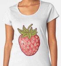 strawberry fields Women's Premium T-Shirt