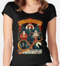 Sanderson Sisters Women's Fitted Scoop T-Shirt