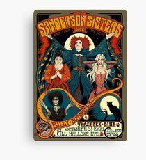 Die Sanderson-Schwestern Leinwanddruck