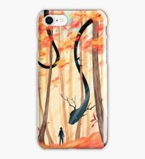 """My Glooms """"First contact"""" iPhone Case/Skin"""