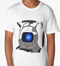 8-Bit Wheatley Long T-Shirt